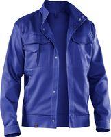 KÜBLER-Workwear-Arbeits-Berufs-Bund-Jacke, Organiq, BW330, kornblau