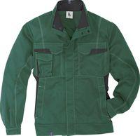 KÜBLER-Workwear-Arbeits-Berufs-Bund-Jacke, MG 320, moosgrün/anthra