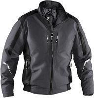 KÜBLER-Workwear-Weather Dress, Winter-Wetter-Arbeits-Berufs-Jacke, Blouson, anthrazit/schwarz