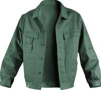 KÜBLER-Workwear-Arbeits-Berufs-Bund-Jacke, Quality Dress, BW 285, moosgrün