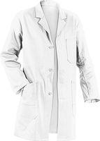 KÜBLER-Workwear-Berufs-Mantel, Arbeits-Kittel, Quality Dress, BW285, weiß