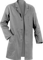 KÜBLER-Workwear-Berufs-Mantel, Arbeits-Kittel, Quality Dress, BW285, mittelgrau