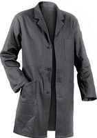 KÜBLER-Workwear-Berufs-Mantel, Arbeits-Kittel, Quality Dress, BW285, dunkelgrau