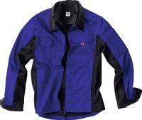KÜBLER-Workwear-Arbeits-Berufs-Bund-Jacke Inno Plus Dress, MG 300, kornblau/schwarz