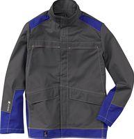 KÜBLER-Workwear-Schweißer-Arbeits-Schutz-Berufs-Jacke, Safety X6, MG350, anthrazit/k