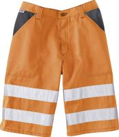 KÜBLER-Workwear-Bermuda-Warn-Schutz-Shorts, H-Vis.Inno Plus Uni-Dress, MG 27