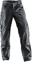 KÜBLER-Workwear-Weather-Dress-Arbeits-Berufs-Regenhose, ca. 190g/m², schwarz