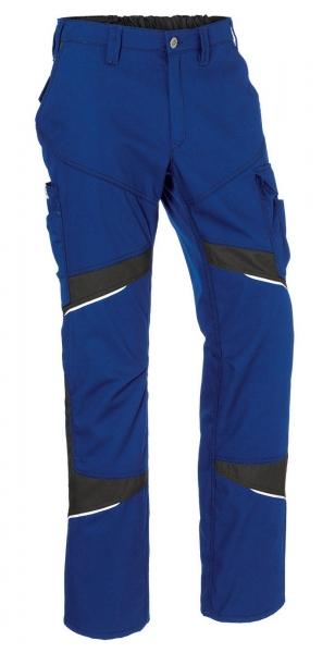 KÜBLER-Activiq Cotton+, Bundhose, ca. 305g/m²,  kbl.blau/schwarz