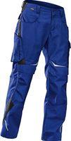 KÜBLER-Workwear-Arbeits-Berufs-Bund-Hose, Pulsschlag, High, MG 260, kornblau/schwarz