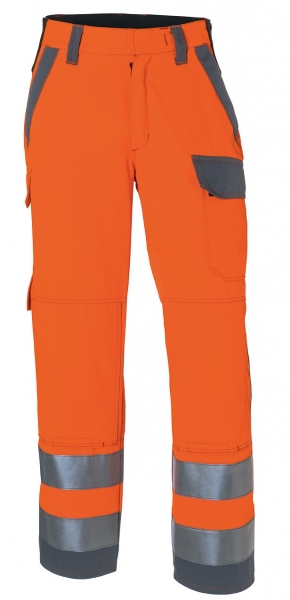 KÜBLER-Bundhose arc1, Protectiq High Vis, ca. 260g/m², warnorang/anthrazit