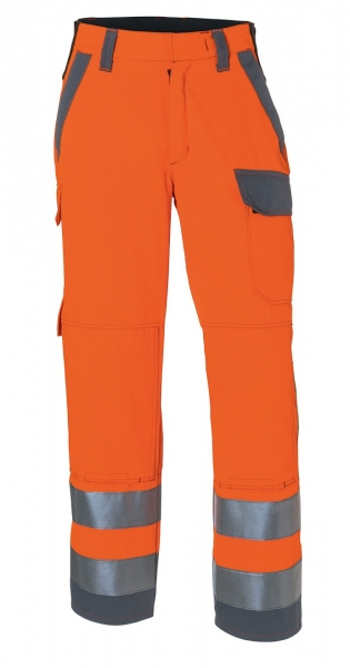 KÜBLER-Bundhose arc2, Protectiq High Vis, ca. 260g/m², warnorang/anthrazit