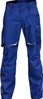 KÜBLER-Workwear-Arbeits-Berufs-Bund-Hose, Pulsschlag, Low, MG 260, kornblau/schwarz