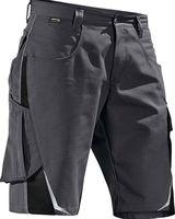 KÜBLER-Workwear-Bermuda-Arbeits-Berufs-Shorts, Pulsschlag, ca. 260g/m², anthrazit/schwarz