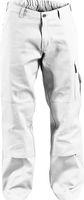 KÜBLER-Workwear-Arbeits-Berufs-Bund-Hose, Quality Dress, BW 285, weiß-gebleicht