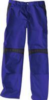 KÜBLER-Workwear-Arbeits-Berufs-Bund-Hose, Inno Plus Dress, MG 300, kornblau/schwarz