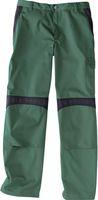 KÜBLER-Workwear-Arbeits-Berufs-Bund-Hose Inno Plus Dress, MG 300, moosgrün/schwarz