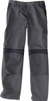 KÜBLER-Workwear-Arbeits-Berufs-Bund-Hose, Inno Plus Dress, MG 300, anthrazit/schwarz