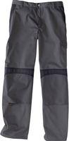 KÜBLER-Workwear-Arbeits-Berufs-Bund-Hose, Inno Plus Dress, MG 300, anthrazit/schwarz