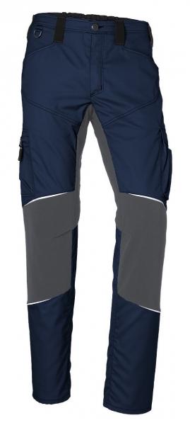 KÜBLER-Activiq-Stretchhose, 180 g/m², dunkelblau/anthrazit