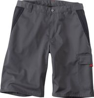 KÜBLER-Workwear-Bermuda-Arbeits-Berufs-Shorts, Inno Plus Dress, ca. 300 g/m², anthrazit/schwarz