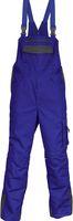 KÜBLER-Workwear-Arbeits-Berufs-Latz-Hose, Image Vision Dress, MG 295, kornblau/anthrazit