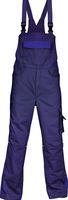KÜBLER-Workwear-Arbeits-Berufs-Latz-Hose, Image Vision Dress, MG 295, marine/kornblau
