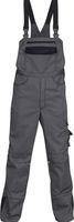 KÜBLER-Workwear-Arbeits-Berufs-Latz-Hose, Image Vision Dress, MG 295, anthrazit/schwarz