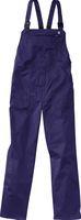 KÜBLER-Workwear-Arbeits-Berufs-Latz-Hose, Eco Plus-Dress, MG 270, marine