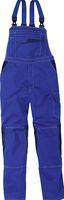 KÜBLER-Workwear-Arbeits-Berufs-Latz-Hose, MG 320, kornblau/dunkelb
