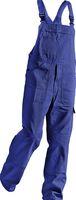 KÜBLER-Workwear-Arbeits-Berufs-Latz-Hose Quality Dress, BW 285, kornblau