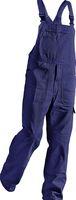 KÜBLER-Workwear-Arbeits-Berufs-Latz-Hose Quality Dress, BW 285, hydronblau