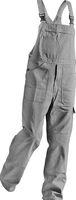 KÜBLER-Workwear-Arbeits-Berufs-Latz-Hose Quality Dress, BW 285, hellgrau