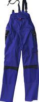 KÜBLER-Workwear-Arbeits-Berufs-Latz-Hose, Inno Plus Dress, MG 300, kornblau/schwarz