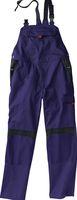 KÜBLER-Workwear-Arbeits-Berufs-Latz-Hose, Inno Plus Dress, MG 300, marine/schwarz