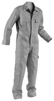 KÜBLER-Workwear-Quality-Dress-Rallye-Kombi, ca. 285g/m², mittelgrau