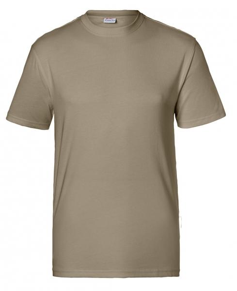 KÜBLER-Workwear-T-Shirts, 160 g/m², sandbraun