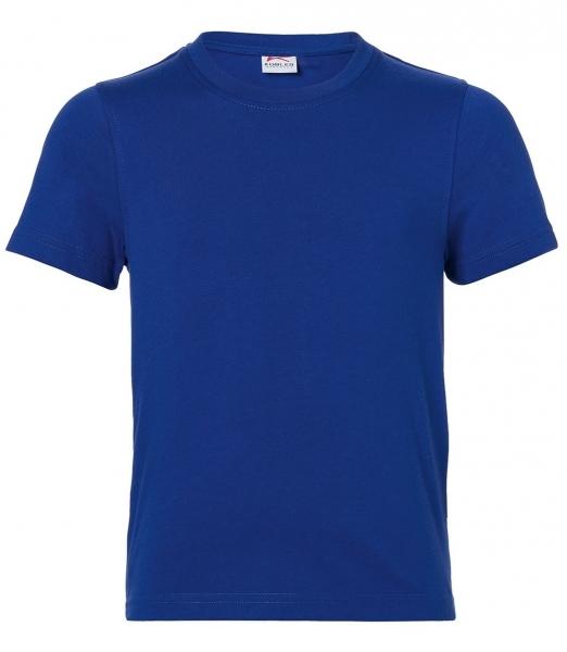 KÜBLER-Workwear-Kinder-T-Shirts, 160 g/m², kornblau