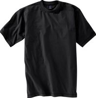 KÜBLER-T-Shirt, Shirt Dress, BW 160, schwarz