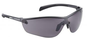 KÜBLER-Workwear-Augen-Schutz-Brille, schwarz