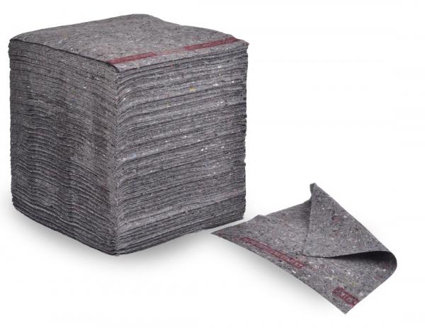 ZVG-zetPutz-Reinigungs-Putz-Tücher, Vliestücher, bunt, antistatisch, VE: 415 Tücher/Sack