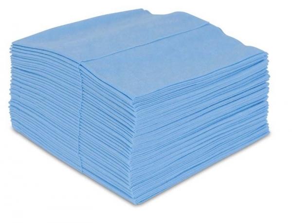 ZVG-zetPutz-Reinigungs-Putz-Tücher, Multitex-Tücher, blau, extrem reißfest, VE: 400 Tücher (10x40)