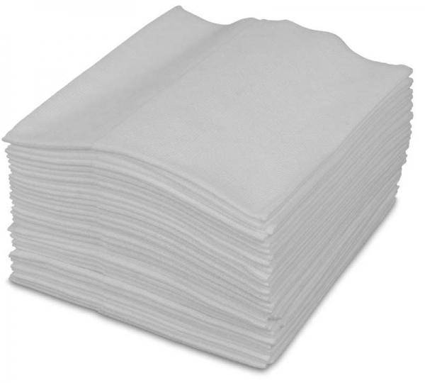 ZVG-zetPutz-Reinigungs-Putz-Tücher, Multitex soft Tücher, weiß, VE: 400 Stück (10x40)