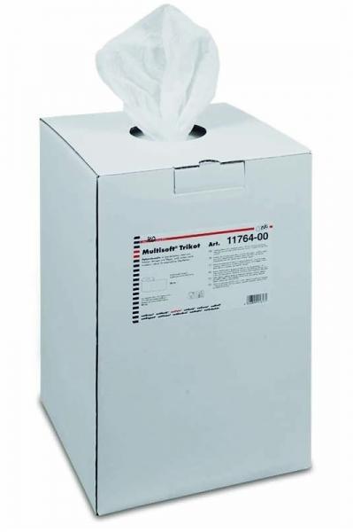 ZVG-zetPutz-Reinigungs-Putz-Tücher, Poliertuchrolle Multisoft, weiß, VE: 1 Stück