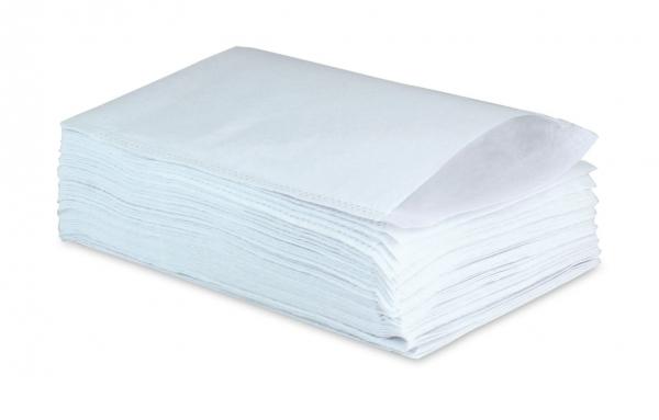 ZVG-zetMedica-Hygiene, UNISAN DeLuxe Waschhandschuhe, Typ 75, VE: 1.000 Stück, Pkg. a´100,