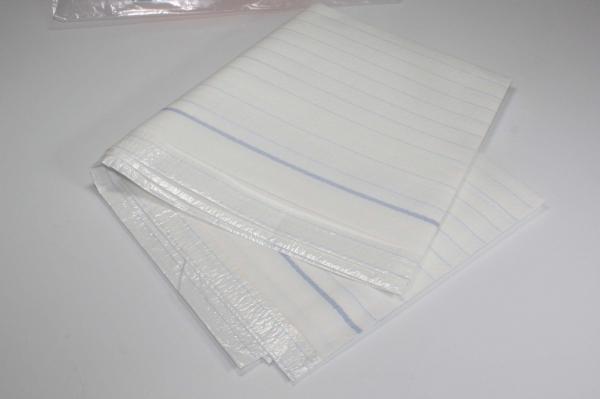 ZVG-zetMedica-Hygiene, UNISAN Comfort Plus, Schutz-Unterlagen, Laken, VE: 125 Stück (Karton)