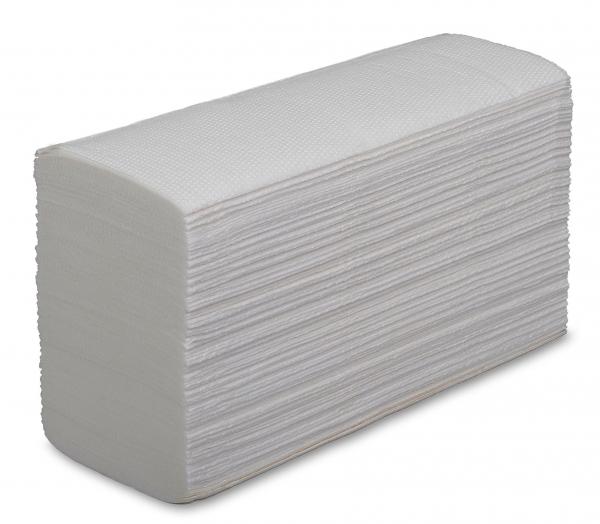 ZVG-zetPutz-Papier-Falt-Handtücher, Non-Stop, hochweiß, 2-lagig, Z-Falz, VE: 3.750 Stück