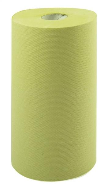 ZVG-zetPutz-Papier-Handtuch-Rolle, grün, 2-lagig, VE: 10 Ro.