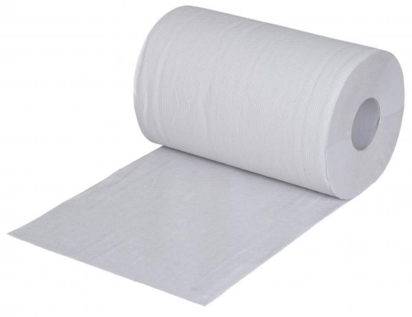 ZVG-zetPutz-Papier-Handtuch-Rolle, natur, 1-lagig, VE: 12 Ro.