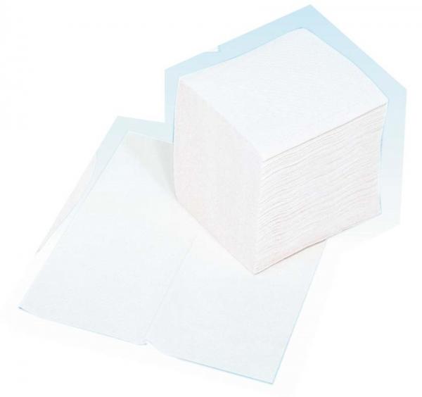 ZVG-zetPutz-Bulk-Pack-Toilettenpapier, 2-lagig, Tissue, weiß,VE: 1 Karton = 9.000 Abrisse