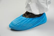 ZVG-PSA-zetDress, Einweg Einmal-Überzieh-Schuhe, CPE, blau, Pkg a´100, flache Ausführung, VE = 2000 Stück
